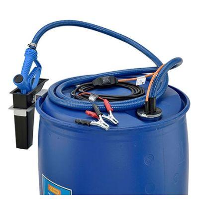 Elektropumpe CENTRI SP 30, 12 V für AdBlue®, Diesel, Wasser, Kühlerfrostschutzmittel, Set mit Kabel, Schlauch, Zapfventil