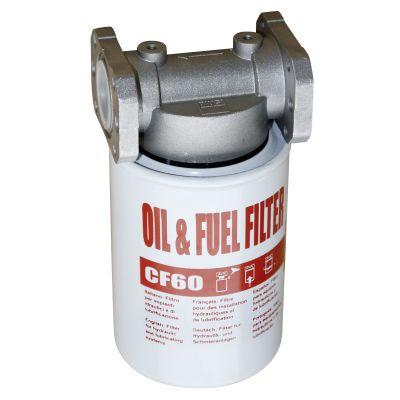 Öl-, Diesel und Kraftstofffilter mit Kartusche