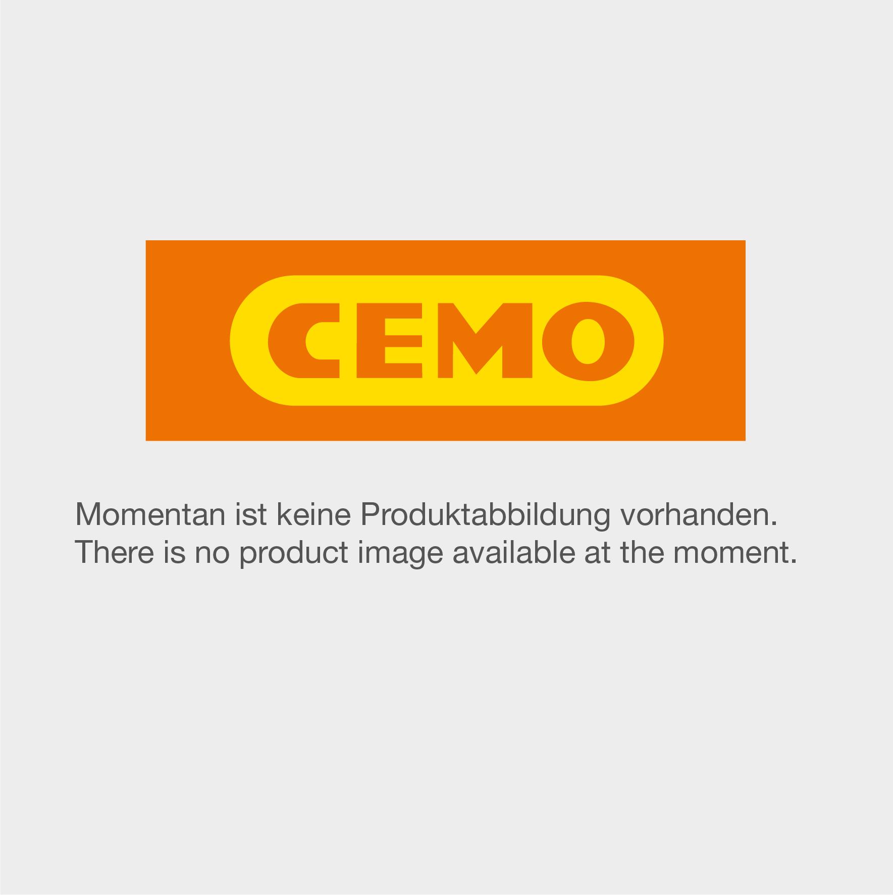"""Contenitori per materiali da spargere """"V"""" con coperchio con dispositivo anti vandalismo, 550 l, grigio/arancione, senza apertura di prelievo"""