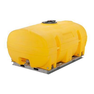 Fusti in PE a forma di valigia