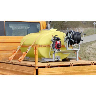 Sistema mobile d'irrigazione BWS 130, 600 l