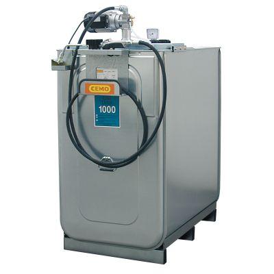 Impianto compatto ECO per UNI 750 con portatubo